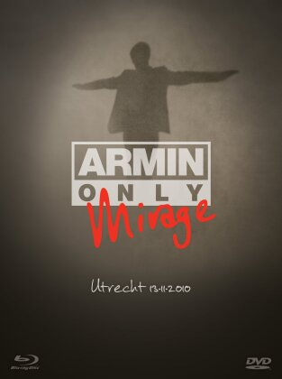 Van Buuren Armin - Armin Only - Mirage (Blu-ray + DVD)