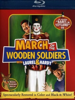 Laurel & Hardy - March of the Wooden Soldiers (1934)