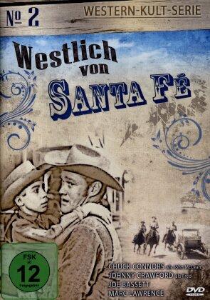 Westlich von Santa Fé - Western-Kult-Serie No. 2