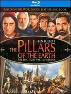 The Pillars of the Earth (3 Blu-rays)