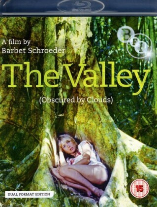 The Valley - Obscured by Clouds (1972) (Blu-ray + DVD)