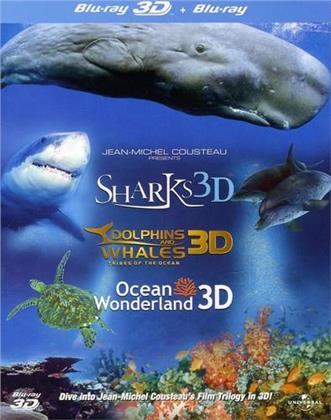 Jean-Michel Cousteau 3D Film Trilogy