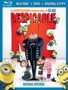 Despicable Me (2010) (Blu-ray + DVD + Digital Copy)