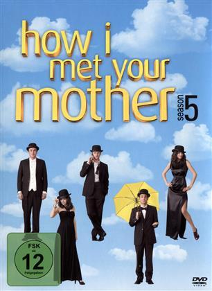 How I met your Mother - Staffel 5 (3 DVDs)