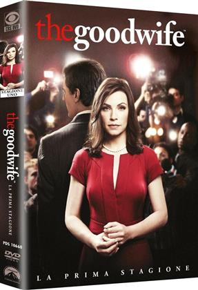 The Good Wife - Stagione 1 (6 DVD)