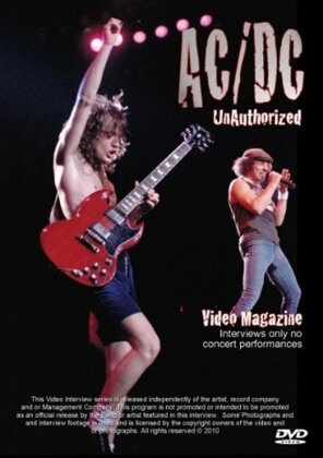 AC/DC - Interviews - Unauthorized / Video Magazine