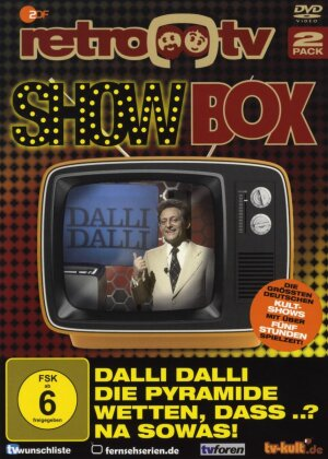 Retro TV Show Box (2 DVDs)