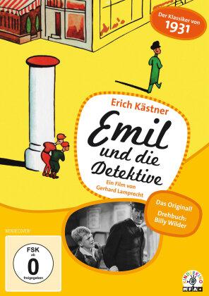 Emil und die Detektive - Erich Kästner (Das Original) (1931) (b/w)