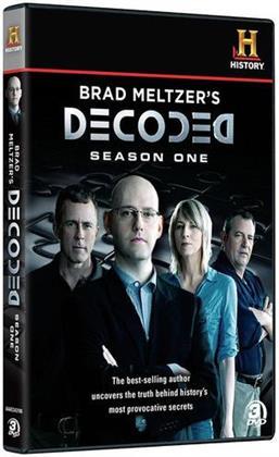 Brad Meltzer's Decoded - Season 1 (3 DVDs)
