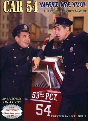 Car 54, where are you? - Season 1 (4 DVDs)