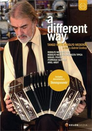 Mederos Rodolfo - A Different Way (Euro Arts)