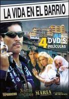 La Vida en el Barrio (4 DVD)