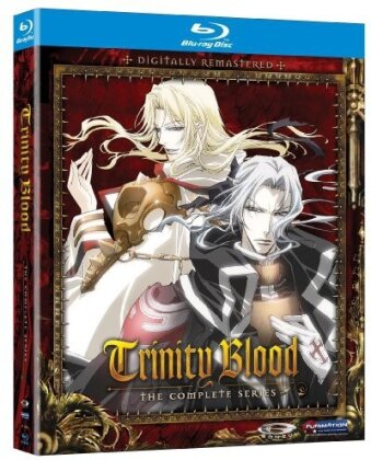 Trinity Blood - The complete Series (3 Blu-rays)