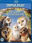 Legend of the Guardians: The Owls of Ga'Hoole (2010) (2 Blu-rays)