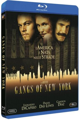 Gangs of New York (2002) (Blu-ray + DVD)