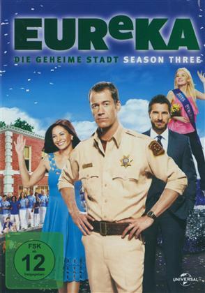 Eureka - Staffel 3 (5 DVD)