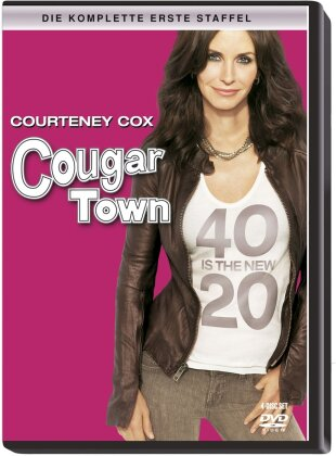 Cougar Town - Staffel 1 (4 DVDs)