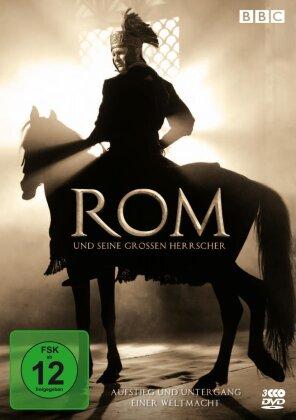 Rom und seine grossen Herrscher (BBC, Amaray, 3 DVDs)