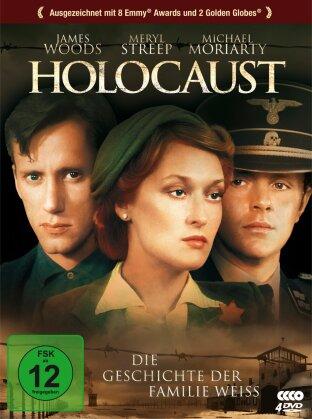 Holocaust - Die Geschichte der Familie Weiss - Mini-Serie (1978) (Amaray, 4 DVDs)