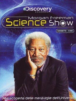 Morgan Freeman Science Show (4 DVDs)
