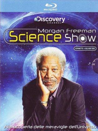 Morgan Freeman Science Show (4 Blu-rays)