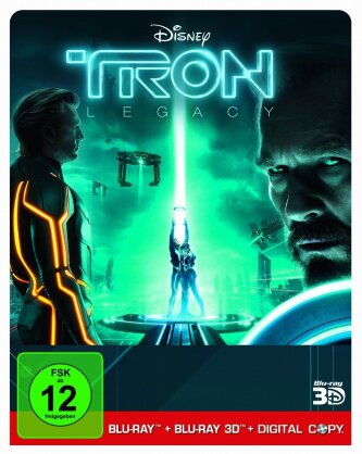 Tron Legacy (2011) (Steelbook)