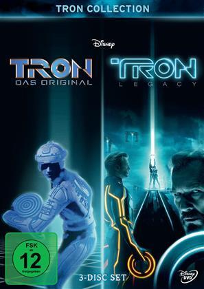 Tron 1 & 2 (3 DVDs)