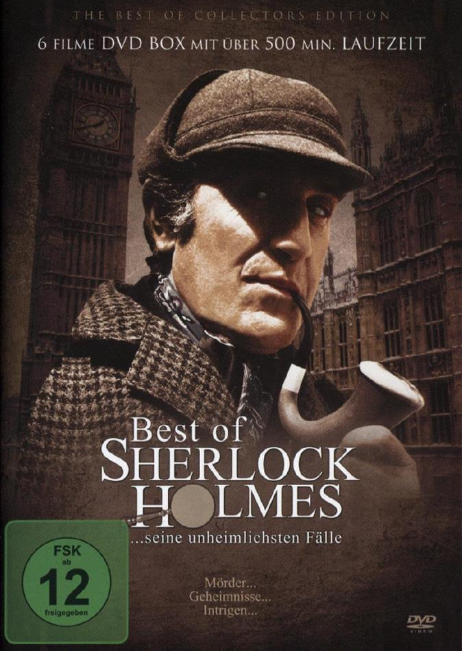 Best of Sherlock Holmes - ...seine unheimlichsten Fälle (Collector's Edition, 2 DVDs)