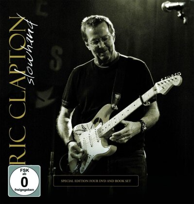 Eric Clapton - Slowhand (Inofficial, 4 DVDs + Book)