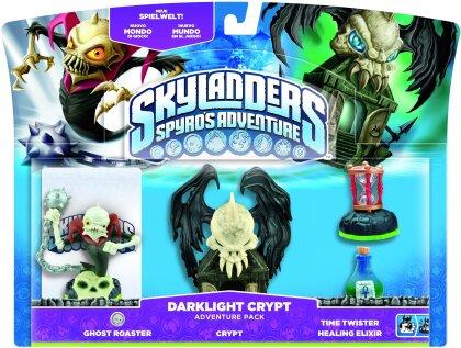 Skylanders Dark Crypt Adventure Pack W 3.0