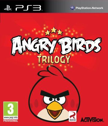 Angry Birds Trilogy (Move)