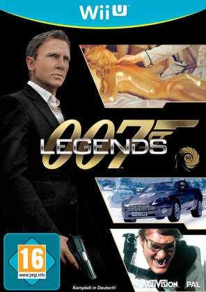 James Bond 007 LEGENDS