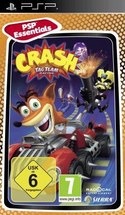Crash Tag Team Racing PSP ESSENTIAL