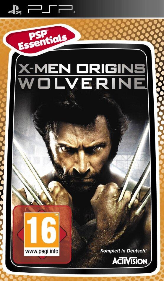 X-Men Origins Wolverine PSP Essentials