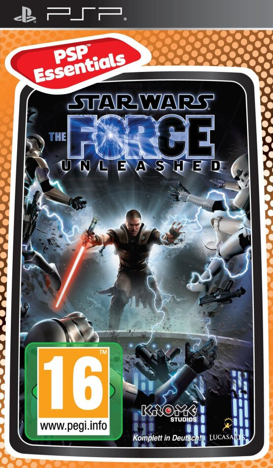 Star Wars The Force unleashed Essentials