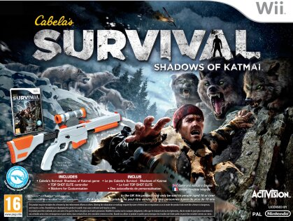 Cabelas Survival: Shadows Of Katmai Bundle