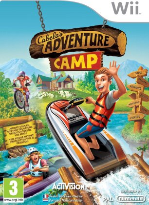 Cabela Adventure Camp