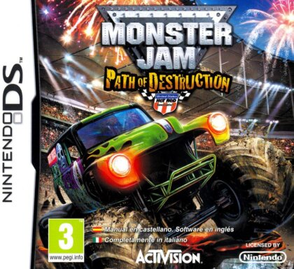 Monster Jam Path of Destruction