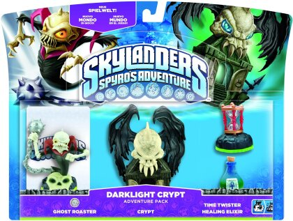 Skylanders Darklight Crypt Adventure Pack
