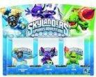 Skylanders Triple pack G Lightning Rod, Zook, Cynder