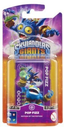 Pop Fizz Single Character for Skylanders Giants
