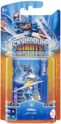 Chill Single Character for Skylanders Giants