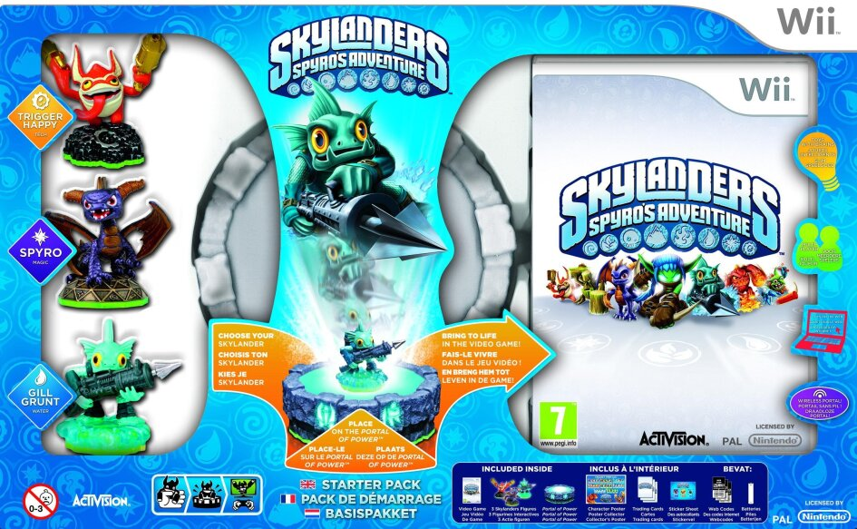 Skylanders Starter Pack
