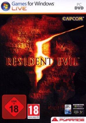 Resident Evil 5 - Pyramide