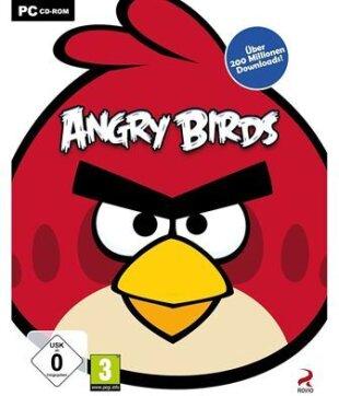 Pyramide: Angry Birds