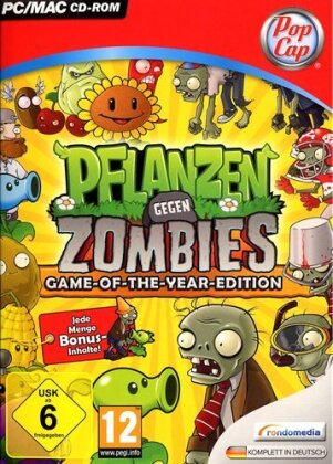 Pop Cap: Pflanzen gegen Zombies (Game of the Year Edition)