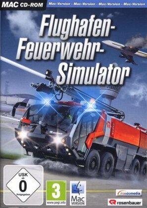 Flughafen-Feuerwehr- Simulator