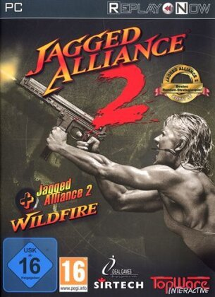 ReplayNow: Jagged Alliance 2 & Jag.A.2 Wildfire