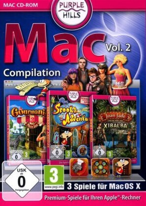 Purple Hills: Mac Compilation Vol. 2
