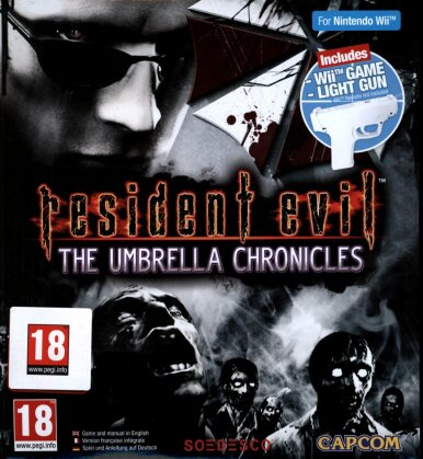 Resident Evil: The Umbrella Chronicles incl. Gun